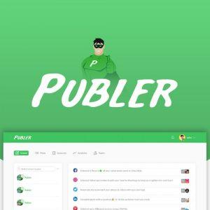 Buy Software Apps Lifetime Deal Publer header