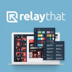 Buy Software Apps - Lifetime Deal RelayThat header