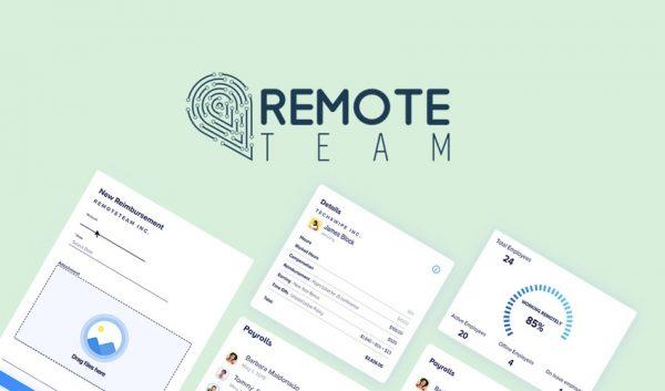 Buy Software Apps Lifetime Deal Remote Team header