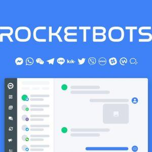 Buy Software Apps - Lifetime Deal Rocketbots header