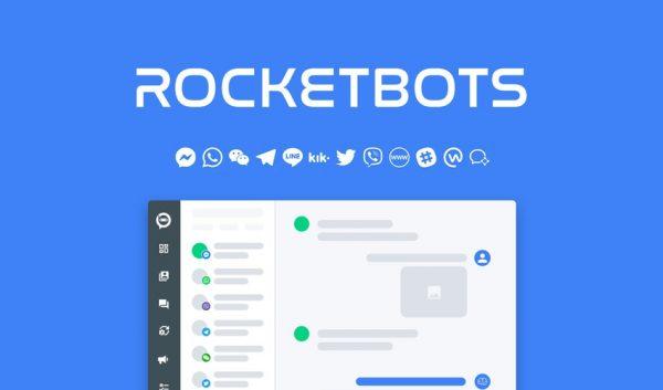 Lifetime Deal to Rocketbots for $49