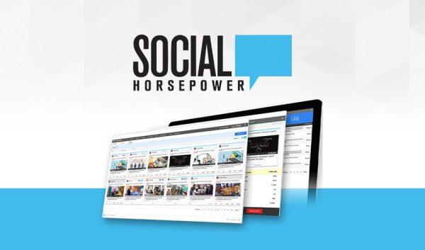 Buy Software Apps - Lifetime Deal Social HorsePower header