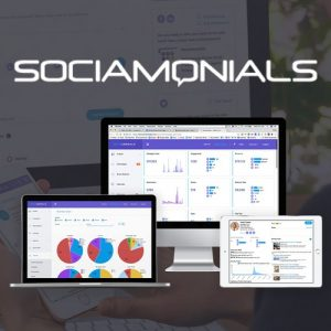 Buy Software Apps - Lifetime Deal Sociamonials header