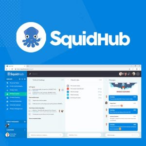 Buy Software Apps Lifetime Deal SquidHub header