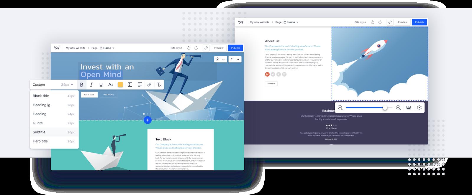 Buy Software Apps - Lifetime Deal Weblium content