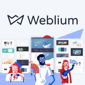 Buy Software Apps - Lifetime Deal Weblium header