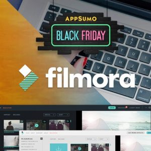 Buy Software Apps - Lifetime Deal filmora header