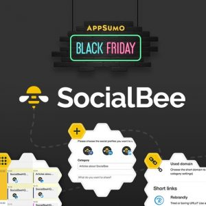 Buy Software Apps - Lifetime Deal socialbee header