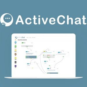 Buy Software Apps - Lifetime Deal to ActiveChat header