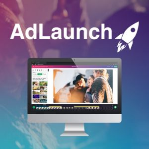 Buy Software Apps - Lifetime Deal to AdLaunch header