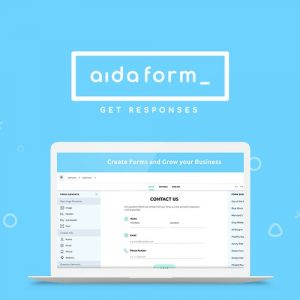 Buy Software Apps - Lifetime Deal to Aidaform header