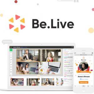 Buy Software Apps - Lifetime Deal to BeLive header