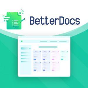 Buy Software Apps - Lifetime Deal to BetterDocs header
