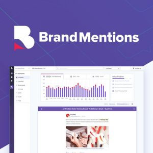 Buy Software Apps - Lifetime Deal to BrandMentions header