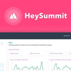 Buy Software Apps Lifetime Deal to HeySummit