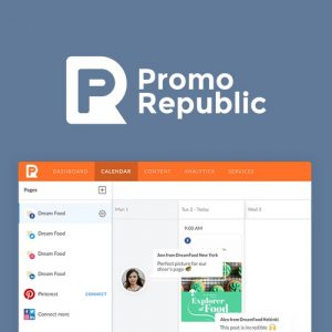 Buy Software Apps - Lifetime Deal to PromoRepublic header