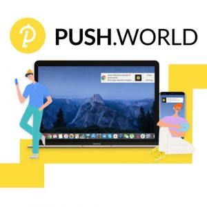 Buy Software Apps - Lifetime Deal to Push.World header
