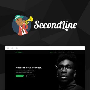 Buy Software Apps - Lifetime Deal to SecondLineThemes header