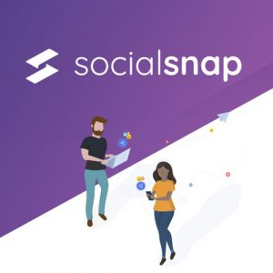 Buy Software Apps - Lifetime Deal to Social Snap header