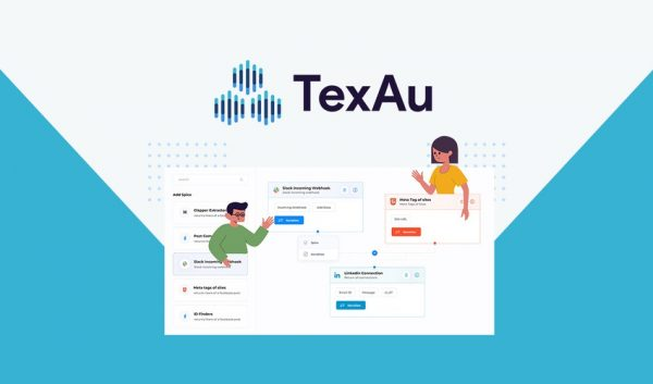 Buy Software Apps - Lifetime Deal to TexAu header