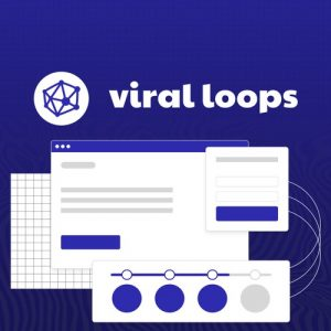 Buy Software Apps Lifetime Deal to Viral Loops header