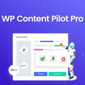 Buy Software Apps - Lifetime Deal to WP Content Pilot header
