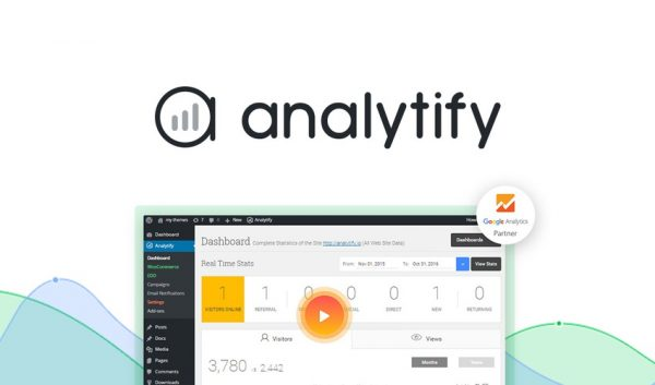 Buy Software Apps Lifetime Deal to analytify header