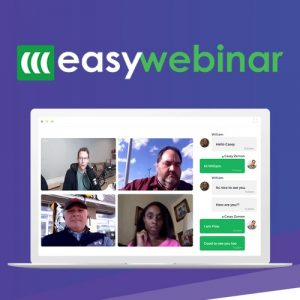 Buy Software Apps - Lifetime Deal to easywebinar header