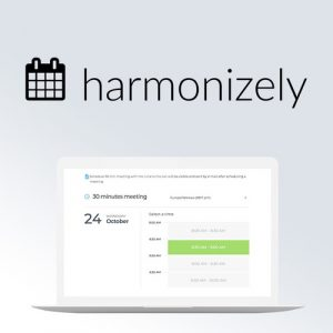 Buy Software Apps - Lifetime Deal to harmonizely header