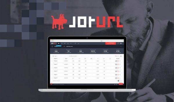 Buy Software Apps - Lifetime Deal to jotURL header