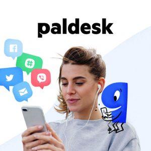 Buy Software Apps - Lifetime Deal to paldesk header