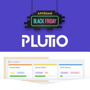 Buy Software Apps - Lifetime Deal to plutio header