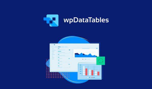 Buy Software Apps Lifetime Deal wpdatatables header