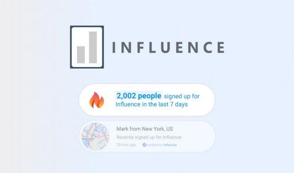 Buy Software Apps - Lifetime Influence header