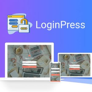 Buy Software Apps - Lifetime LoginPress header