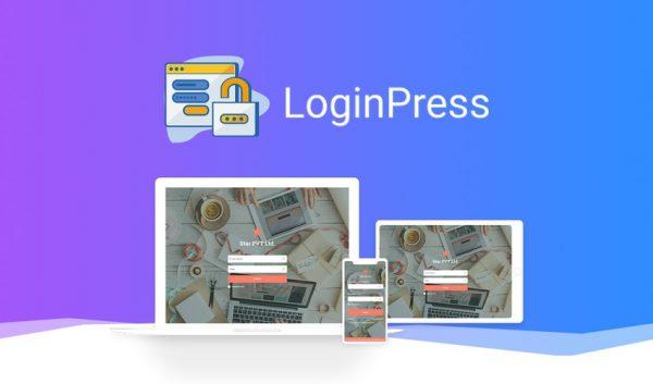 Buy Software Apps - Lifetime LoginPress header