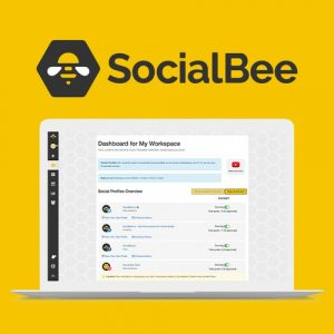 Buy Software Apps - Lifetime SocialBee header