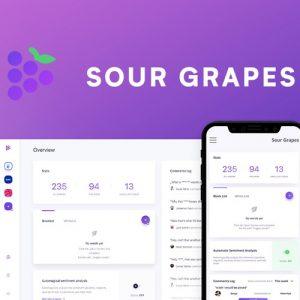 Buy Software Apps - Lifetime Sour Grapes header