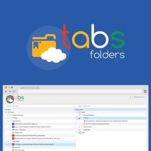 Buy Software Apps - Lifetime Tabsfolders header