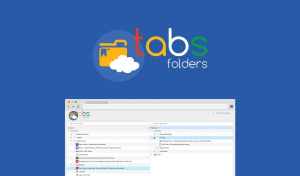 Lifetime Deal to TabsFolders for $39