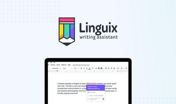 Buy Software Apps Linguix Lifetime Deal header