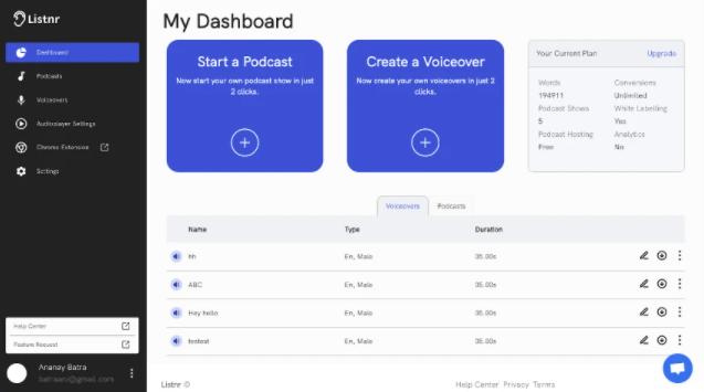 Buy Software Apps Listnr AI Lifetime Deal content 1
