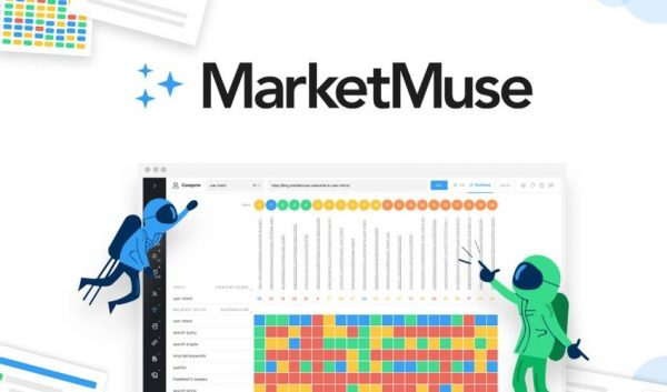 Buy Software Apps MarketMuse Lifetime Deal header
