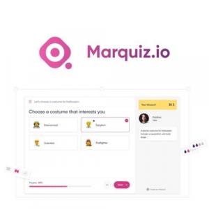 Buy Software Apps Marquiz Lifetime Deal header image