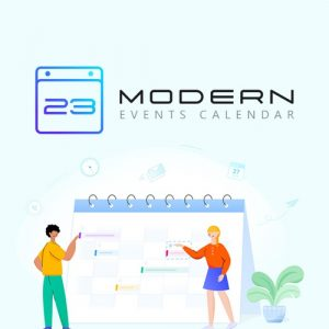 Buy Software Apps Modern Events Calendar Lifetime Deal header