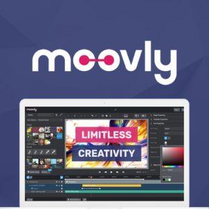 Buy Software Apps Moovly Lifetime Deal header