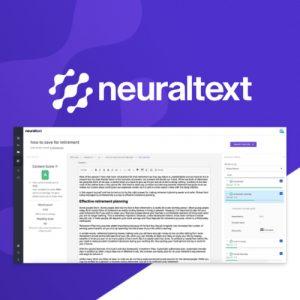 Buy Software Apps NeuralText Lifetime Deal header