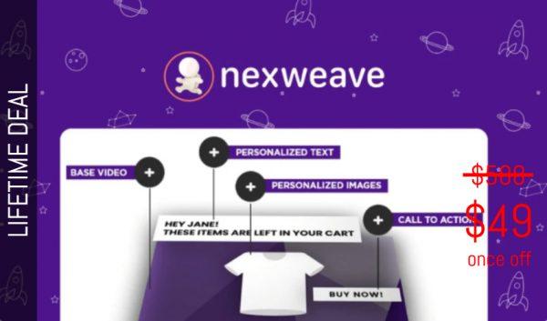 Buy Software Apps Nexweave Lifetime Deal header