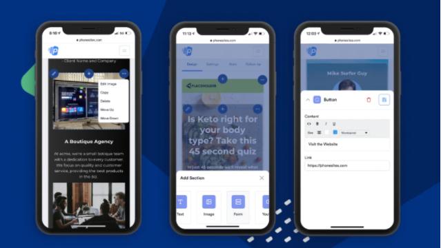 Buy Software Apps Phonesites Lifetime Deal content 2
