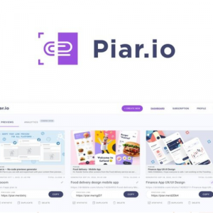 Buy Software Apps Piar io Lifetime Deal header